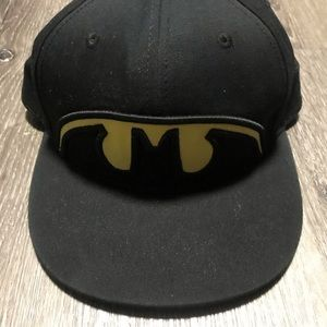 Batman fitted hat